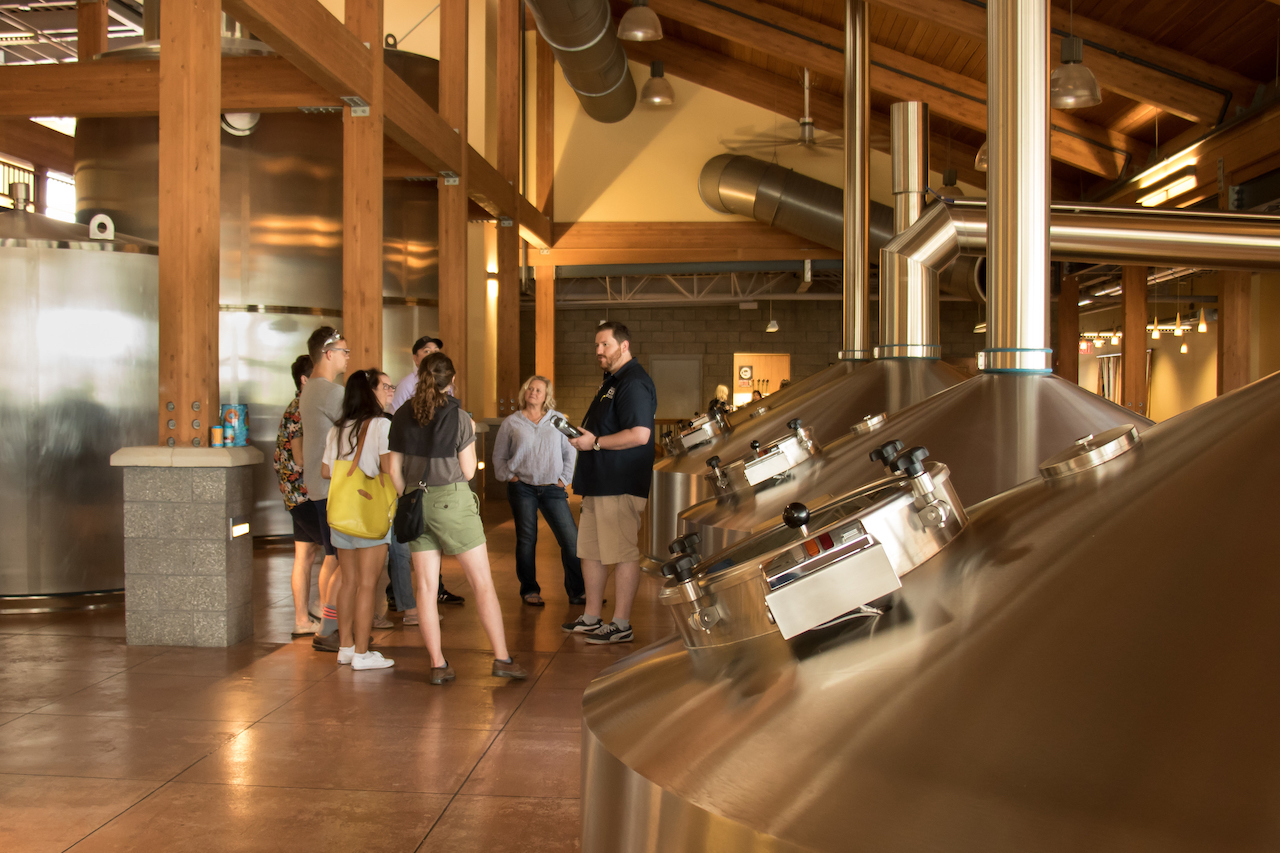 Bells Brewery Tour