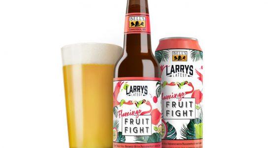 Bells Larry Latest Flamingo Fruit Fight