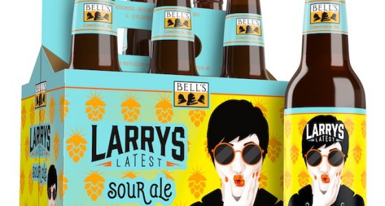 Bells Larrys Latest Sour Ale