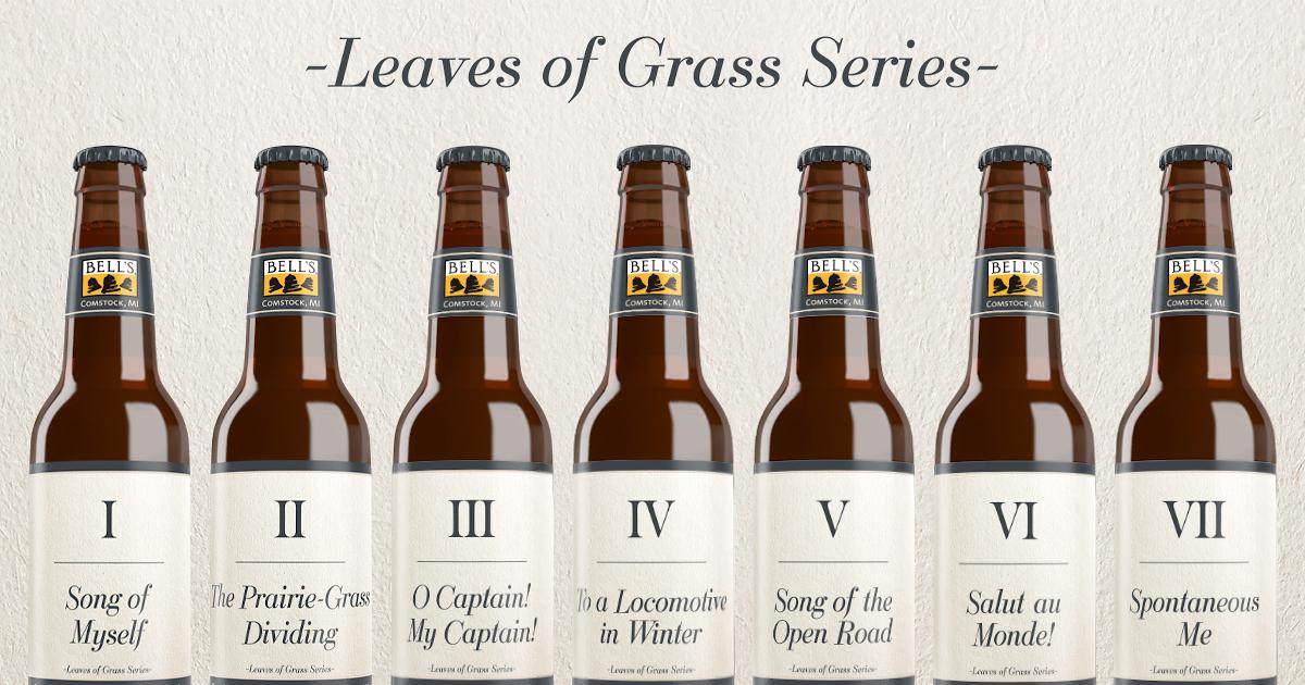 Bells Leaves of Grass Series