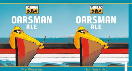 Bells Oarsman Can Label