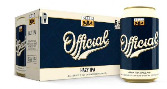 Bell's Official Hazy IPA - 6-pack cans