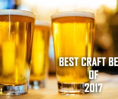 Best Craft Beer of 2017
