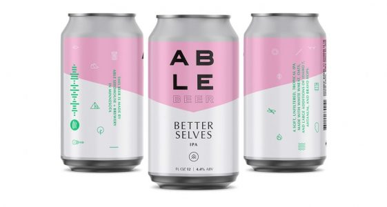 Able Seedhouse + Brewery - Better Selves Cloudy IPA