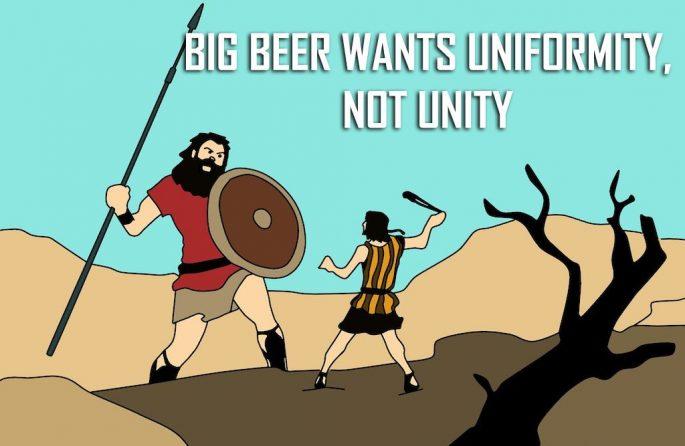 Big Beer Wants Uniformity