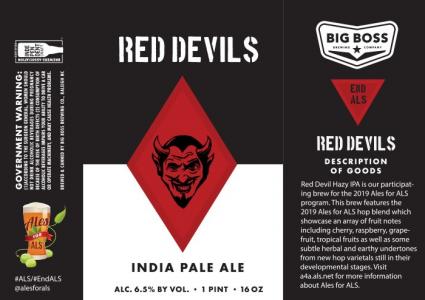 Big Boss Red Devils