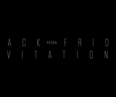 Black Friday Invitational