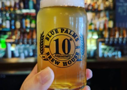 Blue Palms Brewhouse 10th Anniversary
