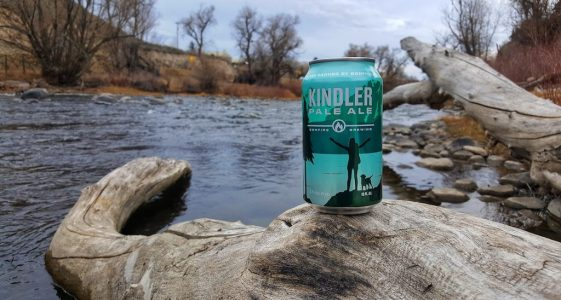 Bonfire Brewing Kindler Pale Ale Can