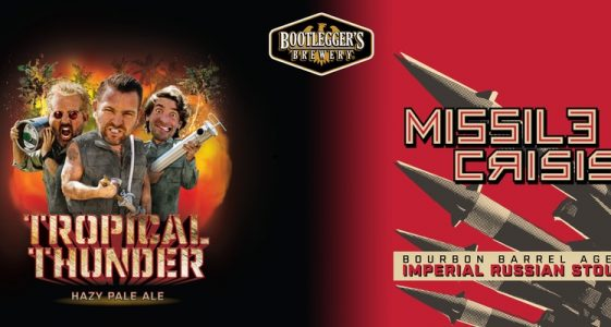 Bootleggers Tropical Thudner and Missle Crisis