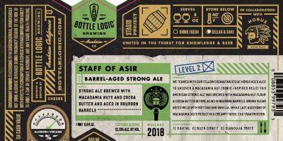 Bottle Logic Staff of Asir