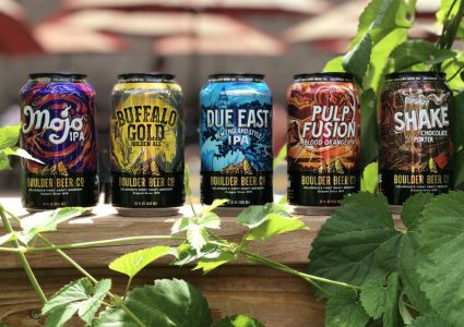 Boulder Beer Company Cans