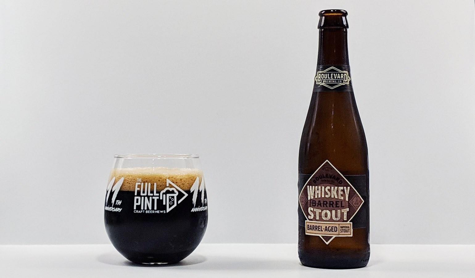 Boulevard Whiskey BA Stout