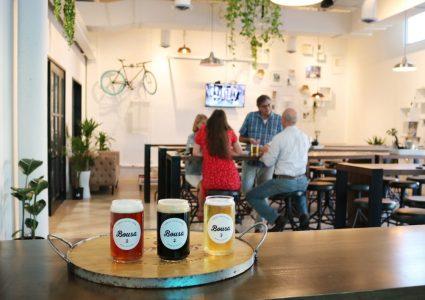 Bousa Brewing Tasting Room