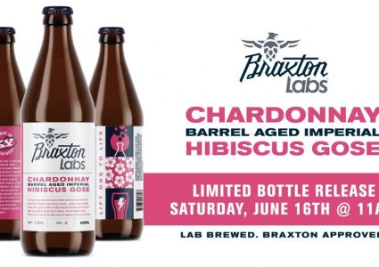 Braxton Chardonnay Hibiscus Gose