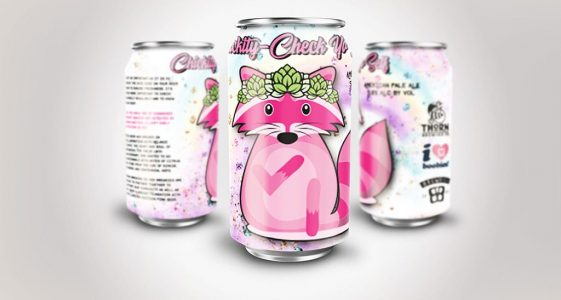 Thorn Beer & Brewbies - Chickity-Check Yo Self Pale Ale