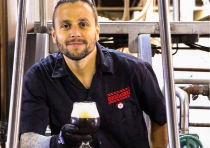 Brian Clark Goodwood Brewing