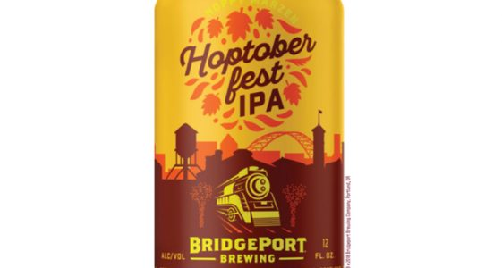 Bridgeport Brewing - Hoptoberfest IPA 2018