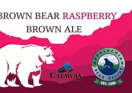 Catawba Brewing - Brown Bear Raspberry Brown Ale