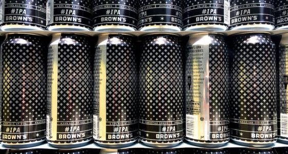 Browns Brewing Hashtag IPA