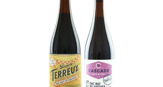 Bruery Cascade One Way