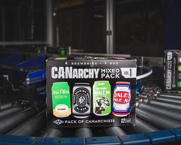 CANarchy Mixed Pack