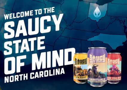 Saucy Brew Works - North Carolina