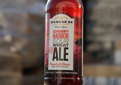 Hangar 24 Craft Brewery - Cherry Harbor Sour Wheat