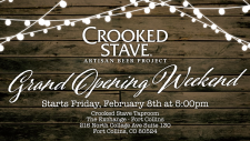 Crooked Stave Fort Collins - Opening Weekend