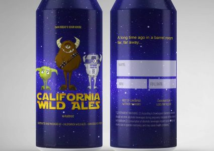 California Wild Ales May the 4th