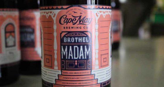 Cape May Brewing Company, Brothel Madam