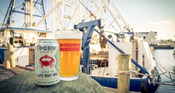 Cape May Brewing Company- Cape May IPA