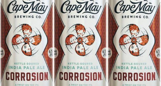 Cape May Corrosion IPA