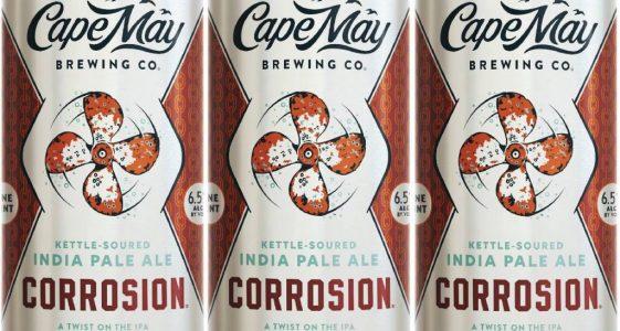Cape May Corrosion IPA