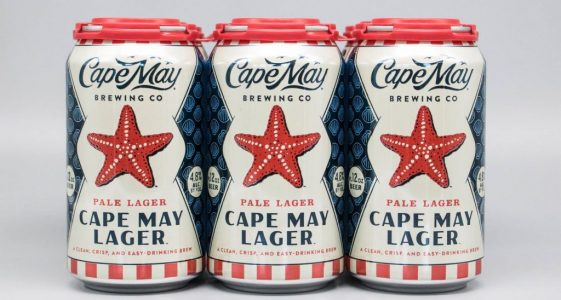Cape May Lager