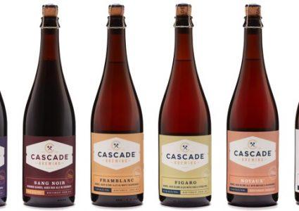 Cascade Brewing Bottles