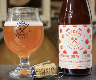 Cascade Brewing Nectarine Dream