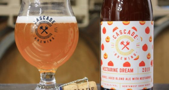 Cascade Brewing Nectarine Dream