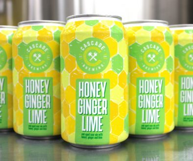 Cascade Honey Ginger Lime