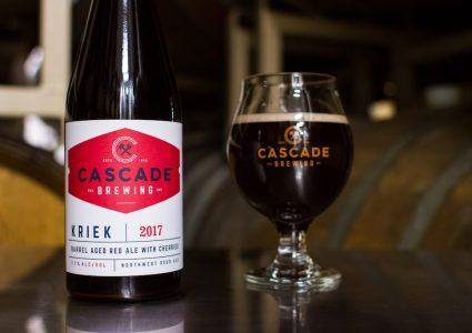 Cascade Kriek 2017
