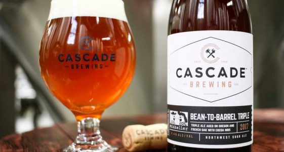 Cascade Mikkeller Bean to Barrel