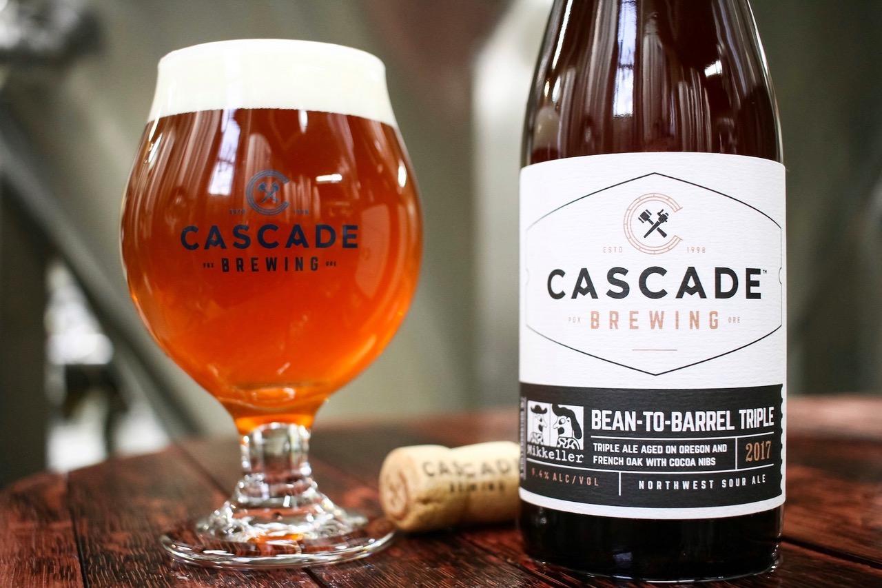 Cascade Mikkeller Bean to Barrel