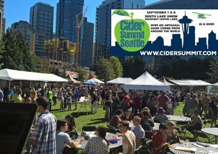 Cider Summit Seattle 2018