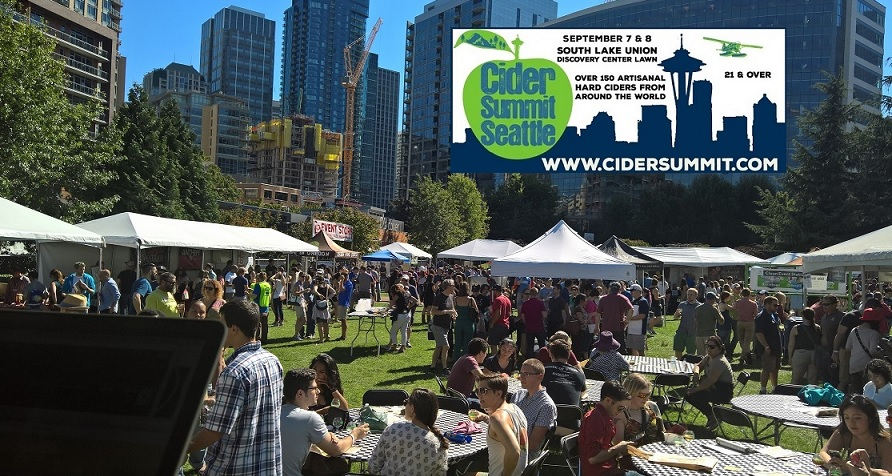 Cider Summit Seattle 2018