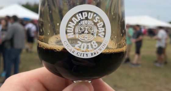 Cigar City Hunahpu's Day 2018 featured
