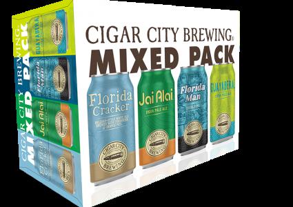 Cigar City Mixed Pack