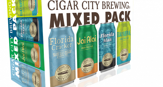 Cigar City Mixed Pack