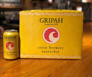 Cisco Gripah Grapefruit IPA