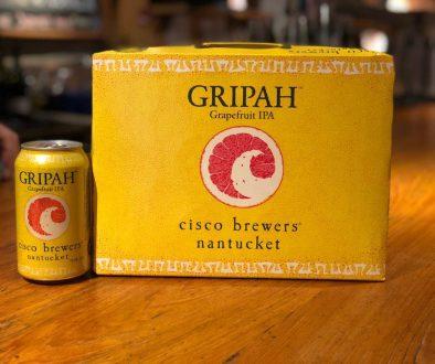 Cisco Gripah Grapefruit IPA