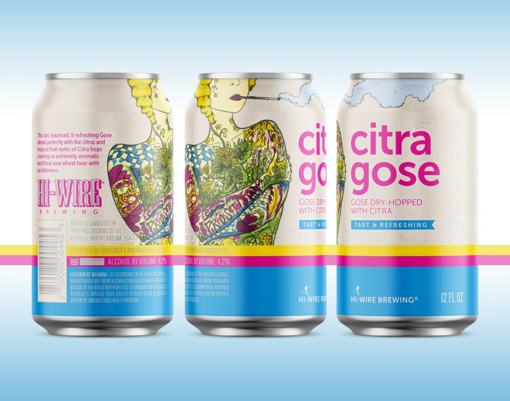 Hi-Wire Brewing - Citra Gose